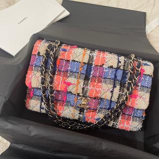 CHANEL - 《正規未使用》Chanel シャネル ツイード バッグ
