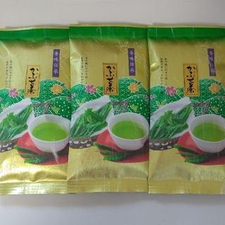 【大和茶】特上かぶせ茶100g×3袋 緑茶 (茶)