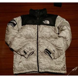 M Supreme North Face Paper Nuptse 紙ヌプシ