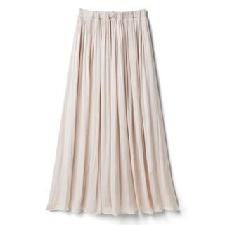 GRL - GRL ギャザーフレアスカート