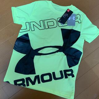 UNDER ARMOUR - 値下げ! アンダーアーマー Tシャツ 150 半袖 ジュニア