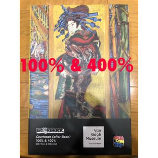 MEDICOM TOY - BE@RBRICK  Van Gogh Museum  100% & 400%