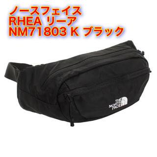 THE NORTH FACE - 【新品】ノースフェイス RHEA リーア NM71803 K ブラック