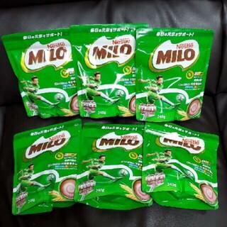 ネスレ(Nestle)のミロ 6袋 新品未開封品(その他)