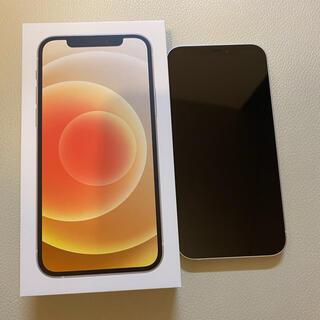 iPhone - iPhone12 64GB ホワイト au