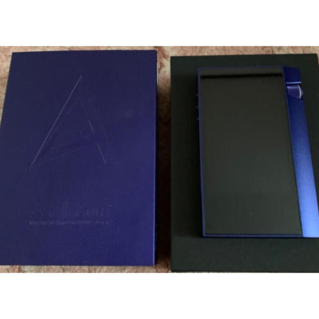 iriver(アイリバー)のAstell&Kern AK70 True Blue+ケース4種 ハイレゾ対応 スマホ/家電/カメラのオーディオ機器(ポータブルプレーヤー)の商品写真