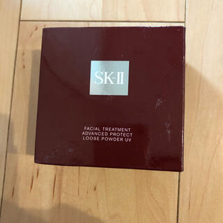 エスケーツー(SK-II)の【新品未使用】SK-II FTアドバンスト プロテクト ルース パウダー UV(フェイスパウダー)