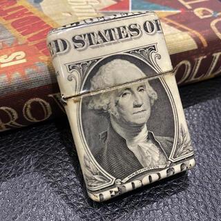 ジッポー(ZIPPO)の【ZIPPO】ドル紙幣 全面 1ドル札 ジッポライター(タバコグッズ)