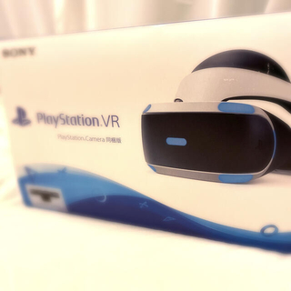 PlayStation VR カメラ同梱版