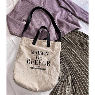 メゾンドリーファー(Maison de Reefur)のMAISON DE REEFUR リーファー 2WAY トートバッグ (トートバッグ)