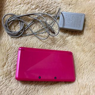 ニンテンドー3DS - Nintendo 3DS 本体グロスピンク