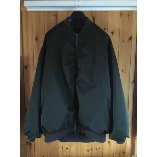 LAD MUSICIAN(ラッドミュージシャン)のladmusian19AW BIG MA-1ラッドミュージシャン メンズのジャケット/アウター(ブルゾン)の商品写真