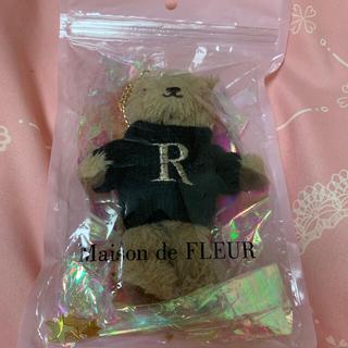 メゾンドフルール(Maison de FLEUR)のメゾンドフルールベア 黒(ぬいぐるみ/人形)
