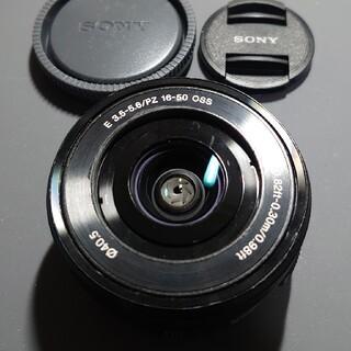 SONY - SONY E PZ16-50F3.5-5.6OSSSELP1650 BLACK