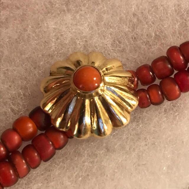 special larrysmith ラリースミス gold ruby 金赤  メンズのアクセサリー(バングル/リストバンド)の商品写真