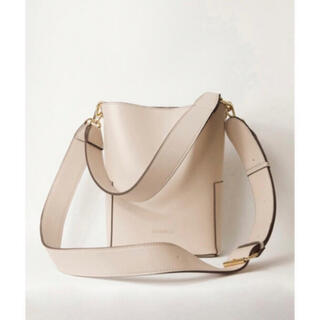 FRAY I.D - randeboo petit bucket bag ivory