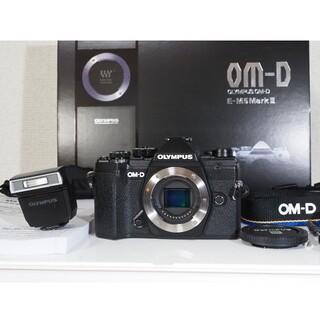 OLYMPUS - 【1149ショット】OLYMPUS OM-D E-M5 MarkIII 3Ⅲ