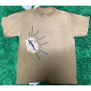 カクタス(CACTUS)の美品 Travis Scott Cactus Jack Tシャツ XL(Tシャツ/カットソー(半袖/袖なし))