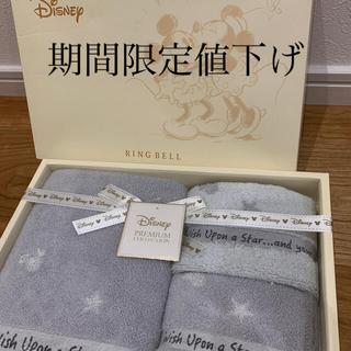 Disney - RING BELL  ディズニー タオルセット