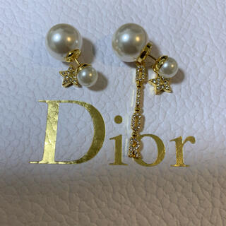 Dior - ラスト1点!ロゴピアス