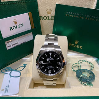 ROLEX - ロレックス エクスプローラー 214270 現行後期型