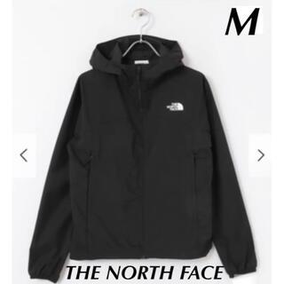 THE NORTH FACE - THE NORTH FACE ザノースフェイス スワローテイルフーディ M 黒
