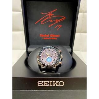 セイコー(SEIKO)のSEIKO アストロン 大谷翔平限定モデル シリアルナンバー入り(腕時計(アナログ))