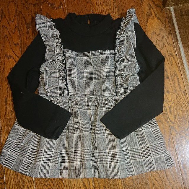 petit main(プティマイン)のプティマイン トップス120 キッズ/ベビー/マタニティのキッズ服女の子用(90cm~)(Tシャツ/カットソー)の商品写真