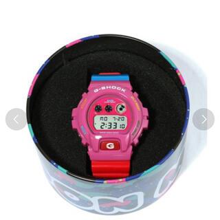 アベイシングエイプ(A BATHING APE)のBAPE  KID CUDI G-SHOCK DW6900 Gショック(腕時計(デジタル))