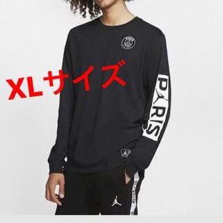 NIKE - 【入手困難品】パリサンジェルマン  ジョーダン ロングTシャツ ロンT