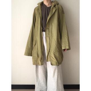 ストーンアイランド(STONE ISLAND)のADOLFO DOMINGUEZ Vintage Wide-Fit Coat(モッズコート)