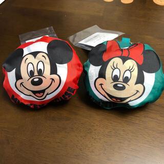 Disney - キディランド/ミッキー・ミニー エコバッグセット