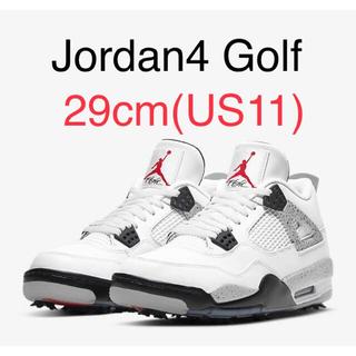 NIKE - Jordan4 Golf 29cm (US11) ジョーダン4 ゴルフ