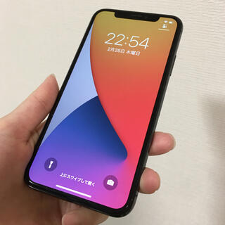 iPhone - iPhone X 256GB SIMフリー