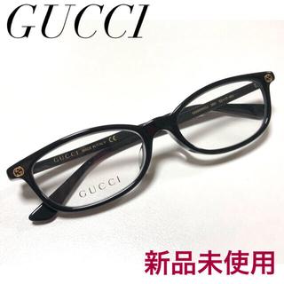 Gucci - ✴︎新品✴︎ ※最安値 GUCCI メガネ スクエア 黒縁 BK サングラス