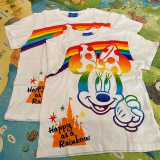 Disney - ディズニー Tシャツ ペア