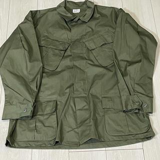 エンジニアードガーメンツ(Engineered Garments)のDEADSTOCK ジャングルファティーグ4thジャケット/アナトミカ L  (ミリタリージャケット)
