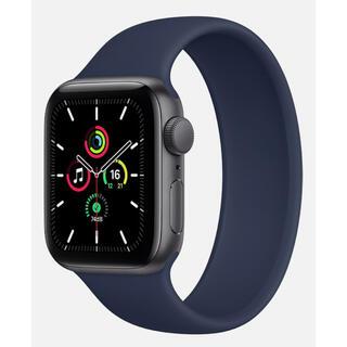 Apple Watch - Apple Watch SE 40mm GPSモデル 美品
