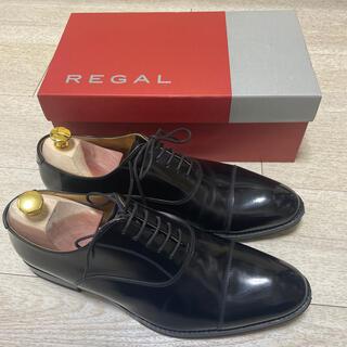 REGAL - REGALリーガルメンズ ビジネスシューズ 811R AL 26.5