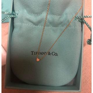 Tiffany & Co. - ティファニーTiffanyバイザヤードネックレス