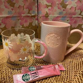 Starbucks Coffee - 【新品・未使用】2021スターバックス SAKURAグッズ