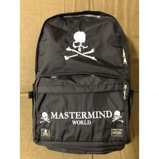 マスターマインドジャパン(mastermind JAPAN)のPORTER MASTERMIND ポーター マスターマインド リュック(バッグパック/リュック)