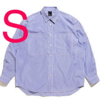 ダイワ(DAIWA)のdaiwa pier39 Tech Work Shirts S ストライプ(シャツ)