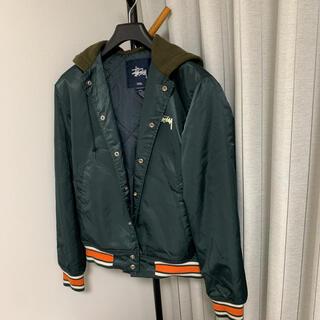 STUSSY - ステューシー パーカー ジャケット