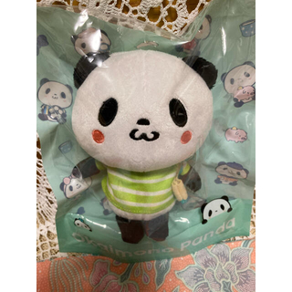 ラクテン(Rakuten)の新品未開封 Okaimono Panda       楽天        パンダ(ノベルティグッズ)