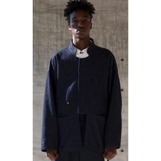 SUNSEA - ANITYA denim kimono jacket indigo