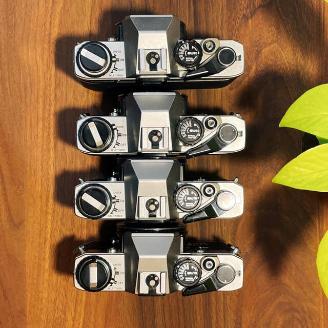 OLYMPUS(オリンパス)の✨シャッター通電確認!OLYMPUS OM10 ジャンク品  スマホ/家電/カメラのカメラ(フィルムカメラ)の商品写真