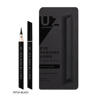 FLOWFUSHI -  新品  UZU アイオープニングライナー 7 SHIADES OF BLACK