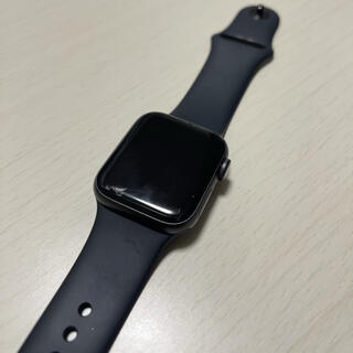 Apple Watch - 【美品】AppleWatchSeries5(GPSモデル40mm)AC+保証アリ