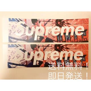 シュプリーム(Supreme)の【新品】Supreme BOXロゴステッカー ×2 Sticker Set(その他)